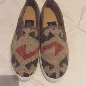 Carpet Slip On Sneakers